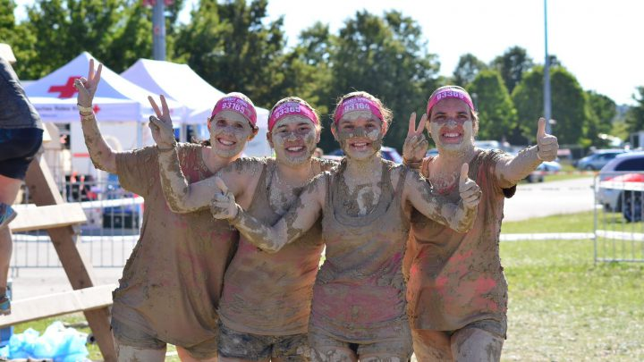Muddy Angels Run